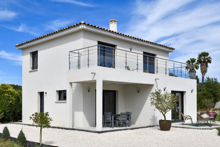 Maison contemporaine Roquebrune-sur-Argens (83)