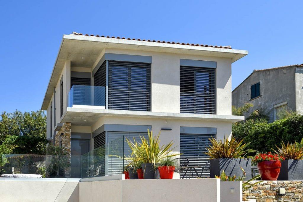 Maison contemporaine Sanary-sur-mer (83)