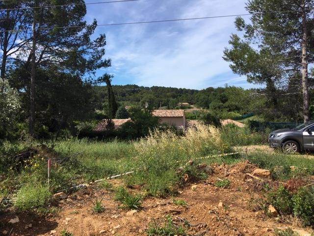 Terrain constructible Draguignan