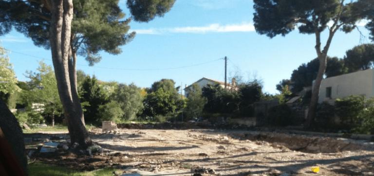 Terrain à bâtir Carry-le-Rouet