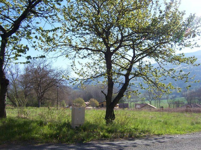 Terrain pour construction Saint Etienne le Laus