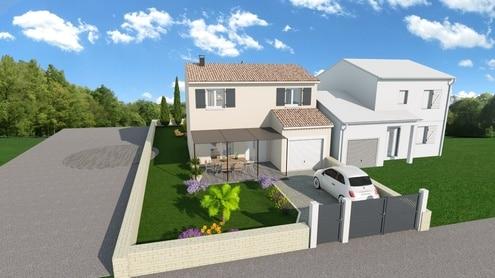 maison et terrain Saint-Zacharie Var