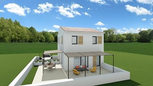 Maison + Terrain Saint-Zacharie