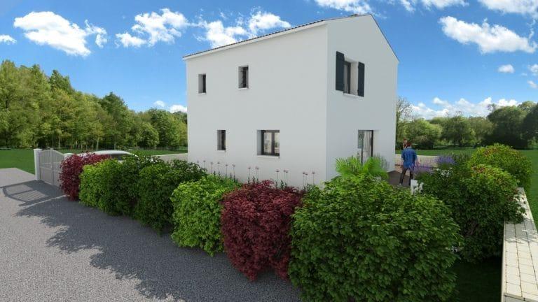 projet construction maison Saint-Zacharie