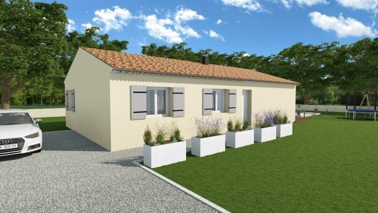 Maison + Terrain à Carnoules Var