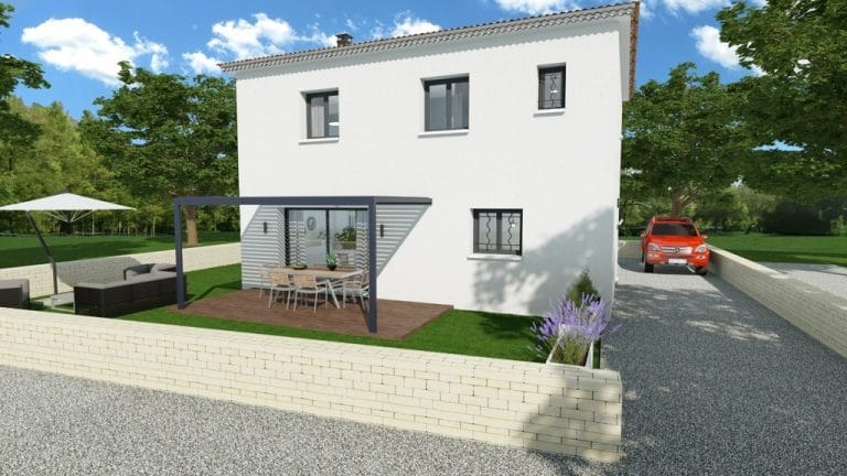 projet construction maison neuve La Valette-du-Var