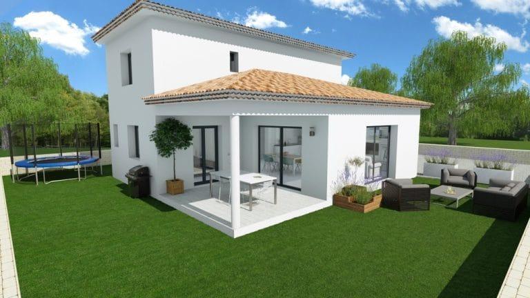 Villa de 93m2 à La Valette
