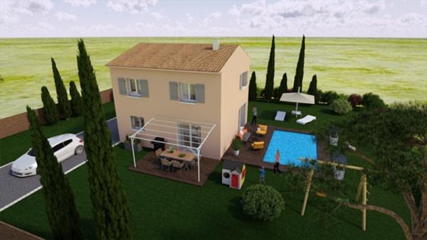 maison + terrain Brignoles Var