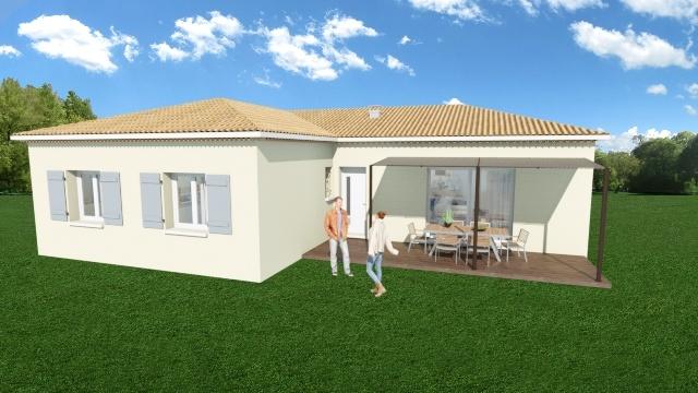 maison + terrain Monfort-sur-Argens