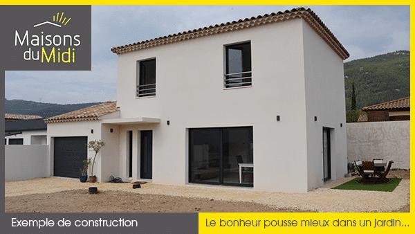 maison + terrain Hyères 83400