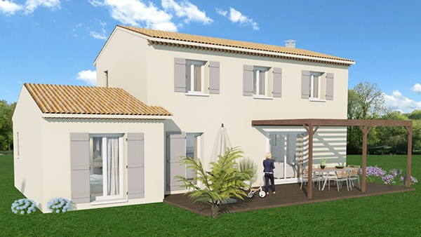 Construire sa maison avec jardin La Crau (83)