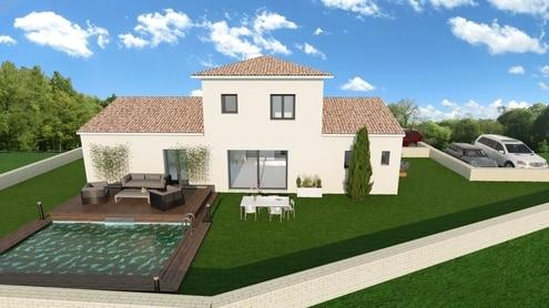 Construction maison Pierrefeu