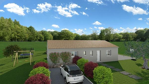 maison + terrain à bâtir Garéoult