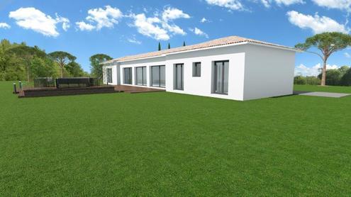 Terrain pour construction Villa Peymeinade