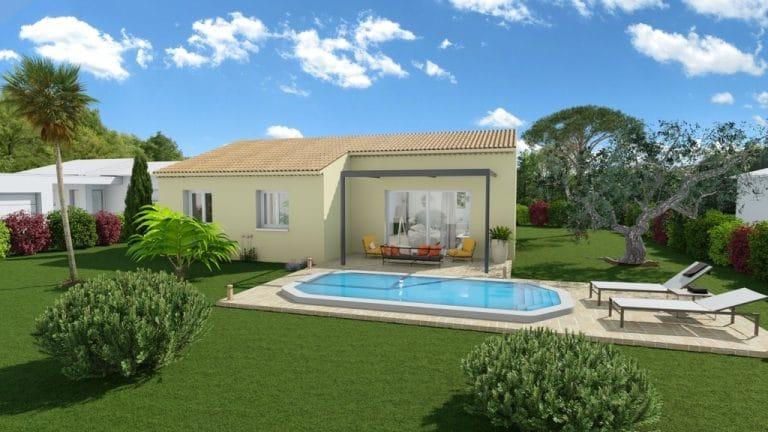 projet maison Trans-en-Provence