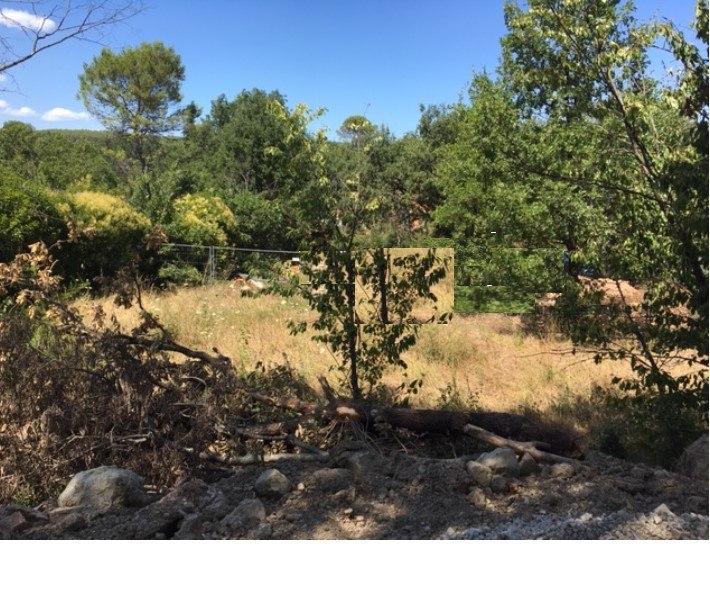 Terrain à bâtir Trans-en-Provence