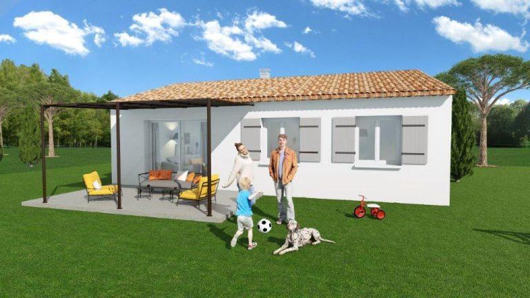 Maison à construire Lorgues
