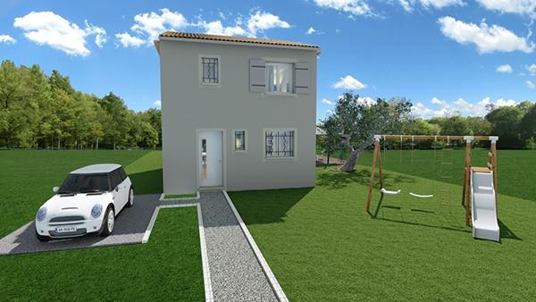 Acheter maison neuve Pignans