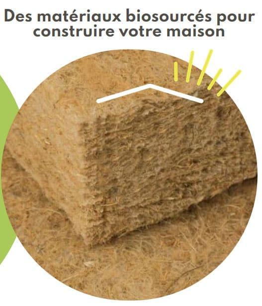 Materiaux Bio Sourcé