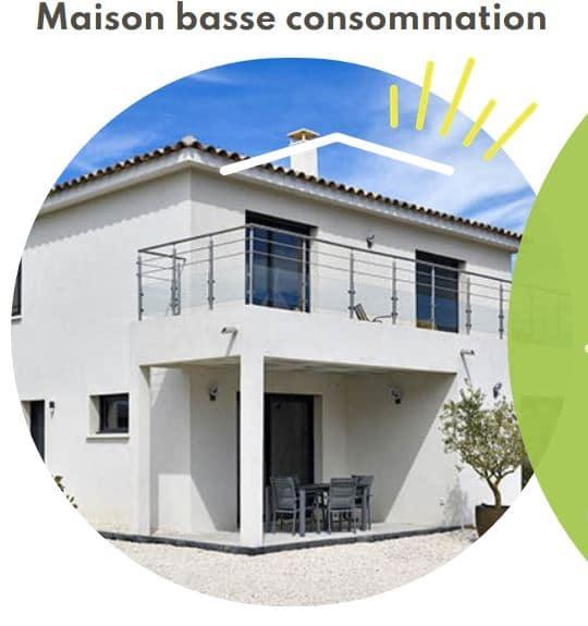 Villa basse consomation P