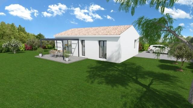 Maison T3 ES 80 m2