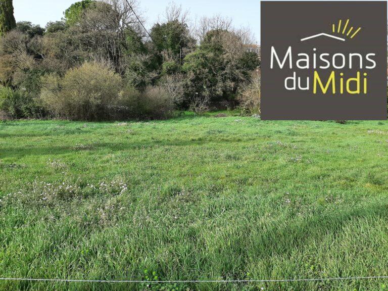 Terrain constructible à Flassans-sur-Issole