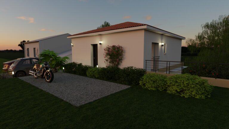 Maison Le Lavandou